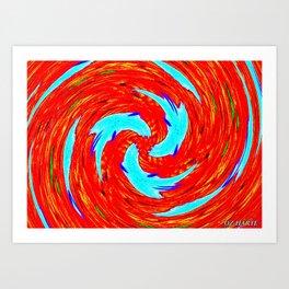 Kakadu Billabong Art Print