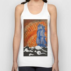 The Abyss  Unisex Tank Top