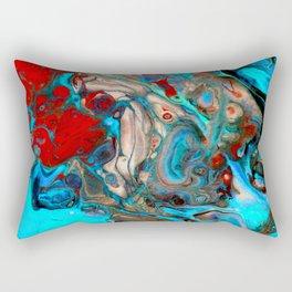 Dirty Pour Rectangular Pillow