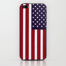 The Star Spangled Banner iPhone & iPod Skin