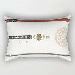 Katana Rectangular Pillow