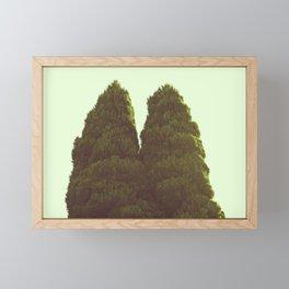 The Two Of Us Framed Mini Art Print