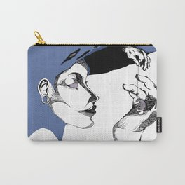 A Delicate Sleep Carry-All Pouch