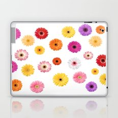Gerberas Laptop & iPad Skin