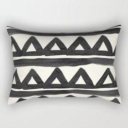Chevron Tribal Rectangular Pillow