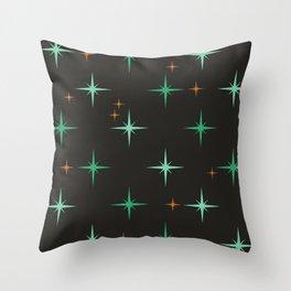 Raung Throw Pillow