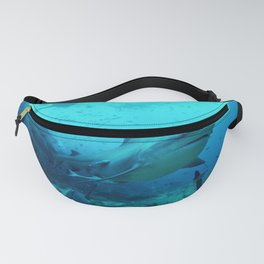 magnificent bull sharks Fanny Pack