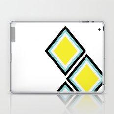 Bee in the Sky Laptop & iPad Skin