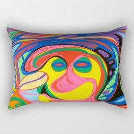 Trumped Rectangular Pillow