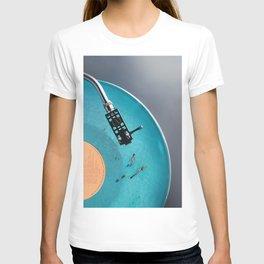 Vinyl in VR T-shirt