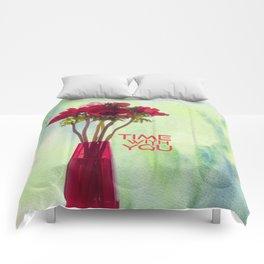 Anemoni Rossi Comforters