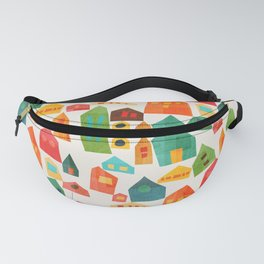 Looking at the same sun Fanny Pack