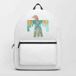 Thunder Bird Tribal Design Backpack