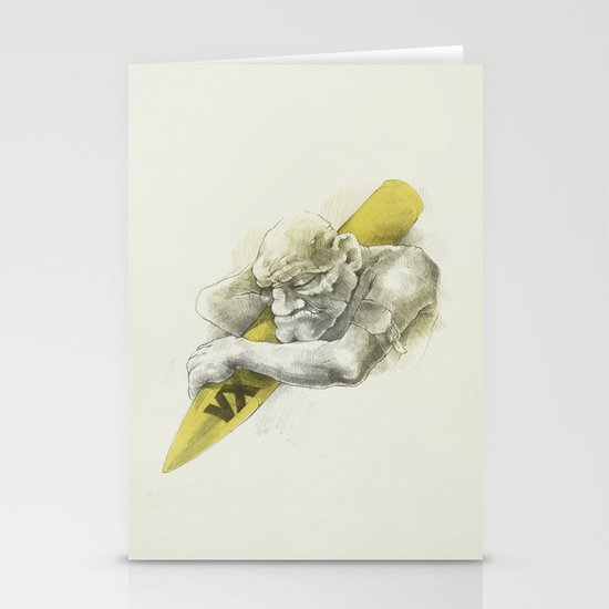 WL / I Stationery Cards