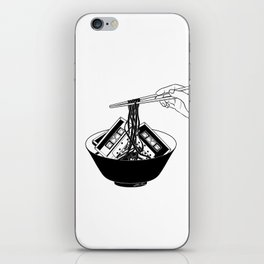 Enjoy Your Meal iPhone Skin