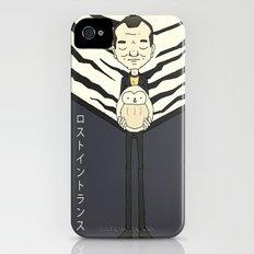 Bob H. iPhone (4, 4s) Slim Case
