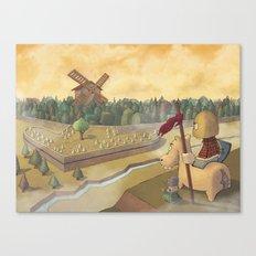 don chisciotte Canvas Print