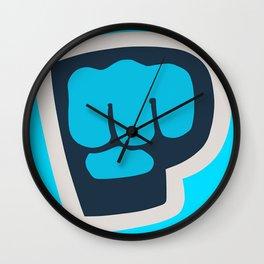 Pewdiepie Brofist Channel Wall Clock