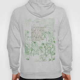"""""""Conquest of the Useless"""" by Werner Herzog Print (v. 3) Hoody"""