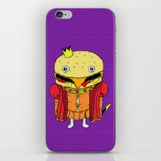 royale with cheese iPhone & iPod Skin