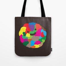 happy colour ball Tote Bag