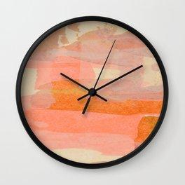 Abstract No. 501 Wall Clock