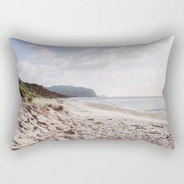 A morning in New Zealand Rectangular Pillow