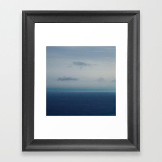 Eternity I Framed Art Print