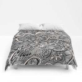 Funnel Me Comforters