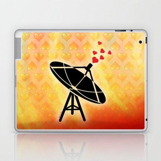 Love Antenna Laptop & iPad Skin