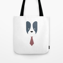 Pedigree: Boston Terrier Tote Bag