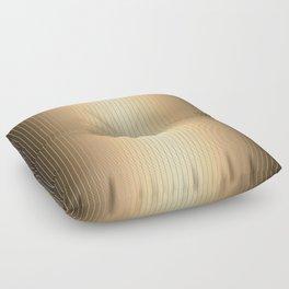 Traditional Japanese patter MIJINSUJI Floor Pillow