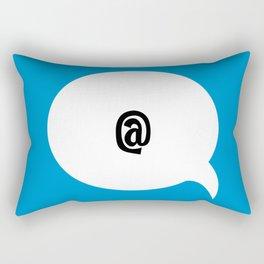 @ B Rectangular Pillow