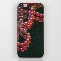 Pearls iPhone & iPod Skin