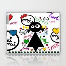 LOvinG MoOi MoOi Laptop & iPad Skin