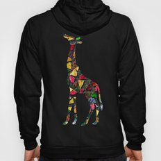 Animal Mosaic - The Giraffe Hoody