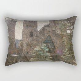 Haunted Beautiful Rectangular Pillow