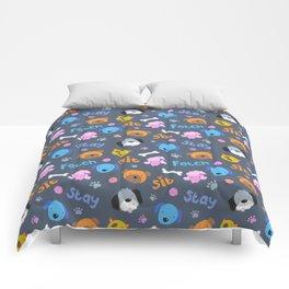 Doggie Pattern Comforters