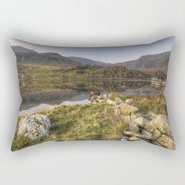 Lead Me To Ogwen Rectangular Pillow