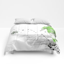 Soccer Player 5 Comforters