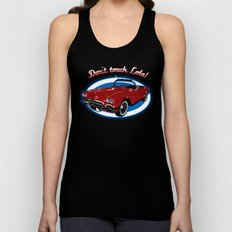 Don't Touch Lola Unisex Tank Top
