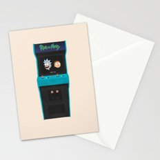 Rick and Morty Stationery Cards