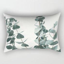 Eucalyptus Leaves Rechteckiges Kissen