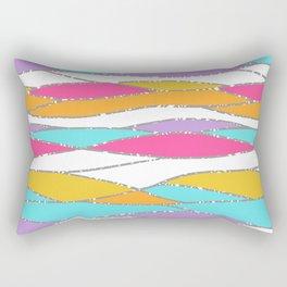Tropicana Waves Rectangular Pillow