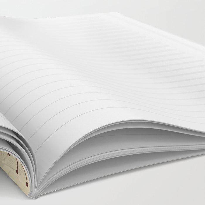 seedheads cream Notebook