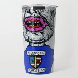 American Christian Travel Mug