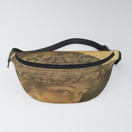 Golden victorian lady Fanny Pack