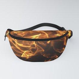 Flames at Dusk Fanny Pack