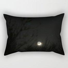 N is For Nior #2 Rectangular Pillow