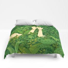 I wanna love u now Comforters